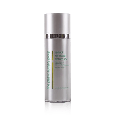 The Plastic Surgery Group, P.C. Retinol Renewal Serum 2x - Skin Care Products - The Plastic Surgery Group, PC - Plastic Surgery NY